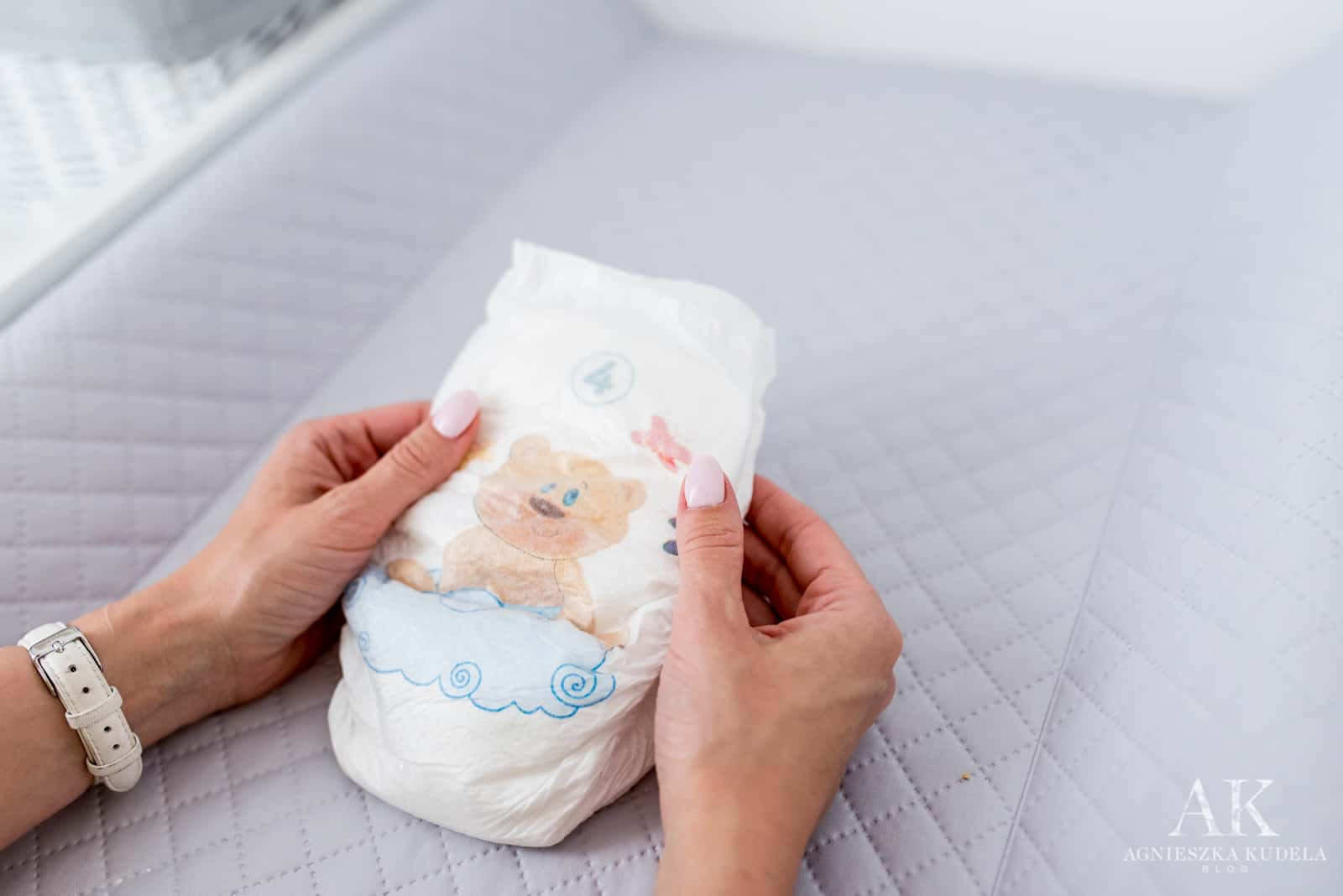 disposable organic diapers Bambo Nature