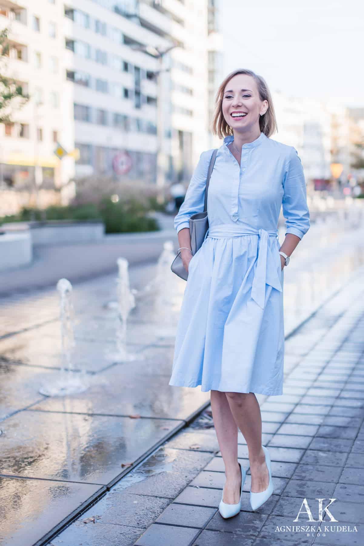 Sukienka Aglaia od Marie Zelie