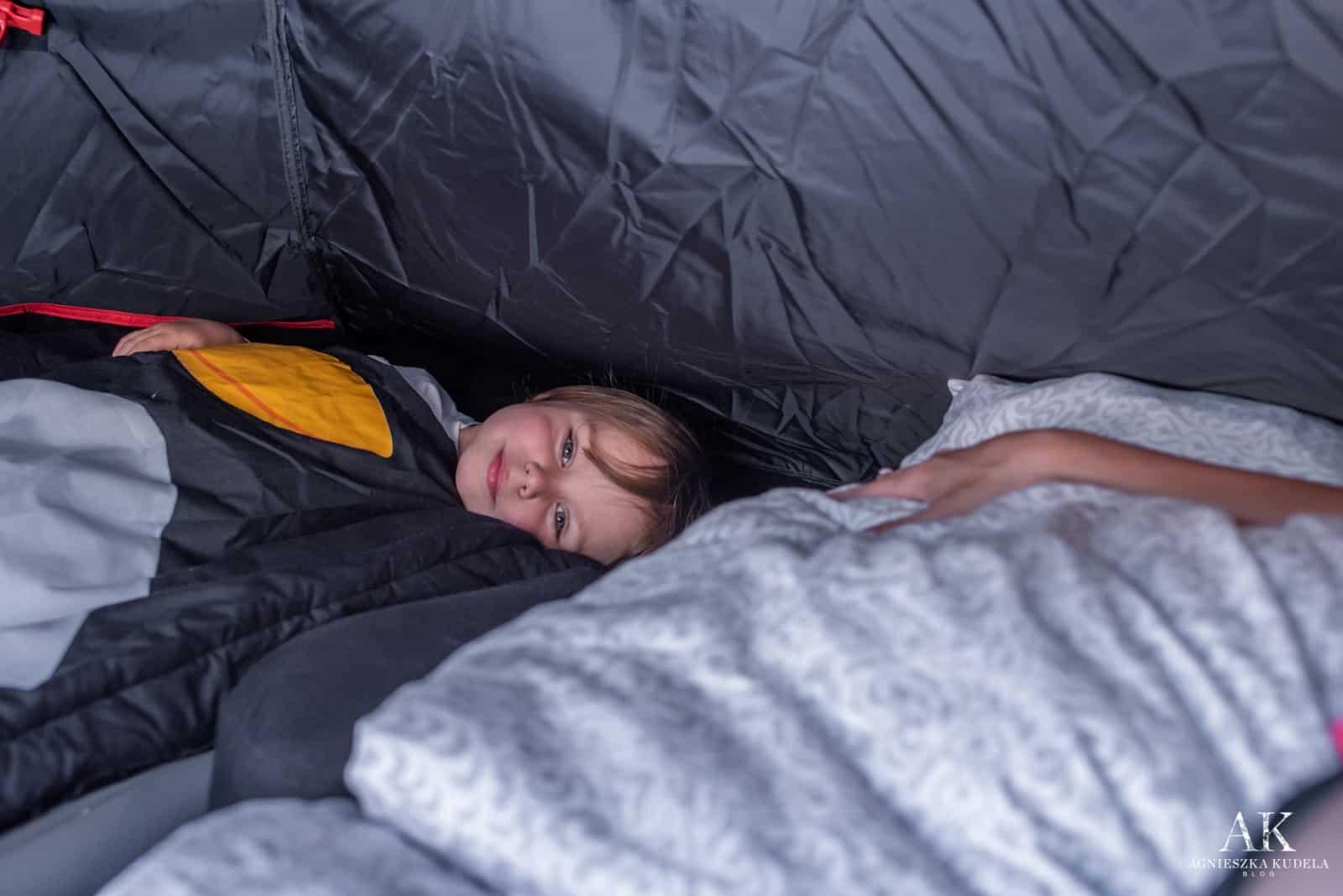 łóżeczko turystyczne