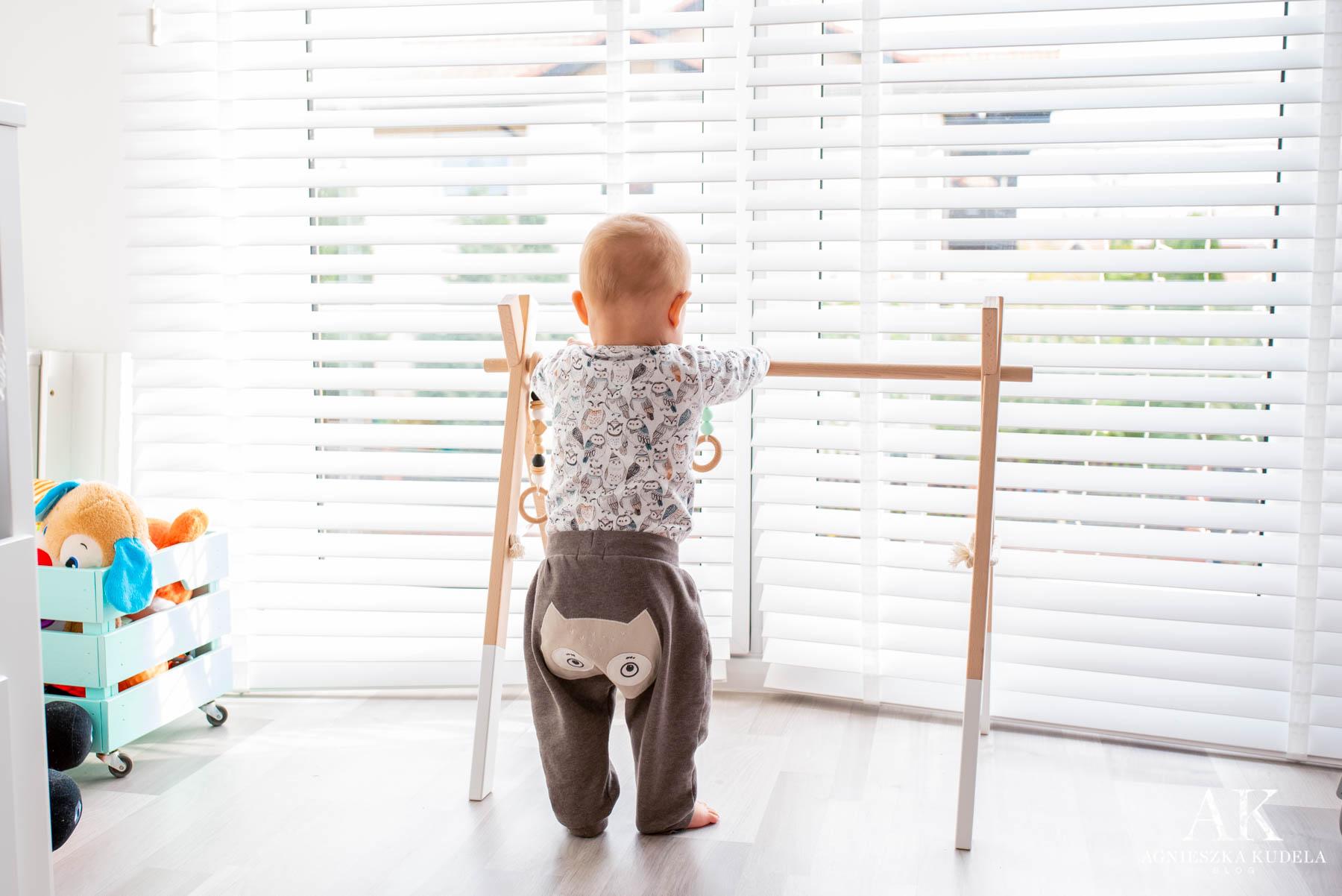 Baby Gym zabawka sensoryczna montessori