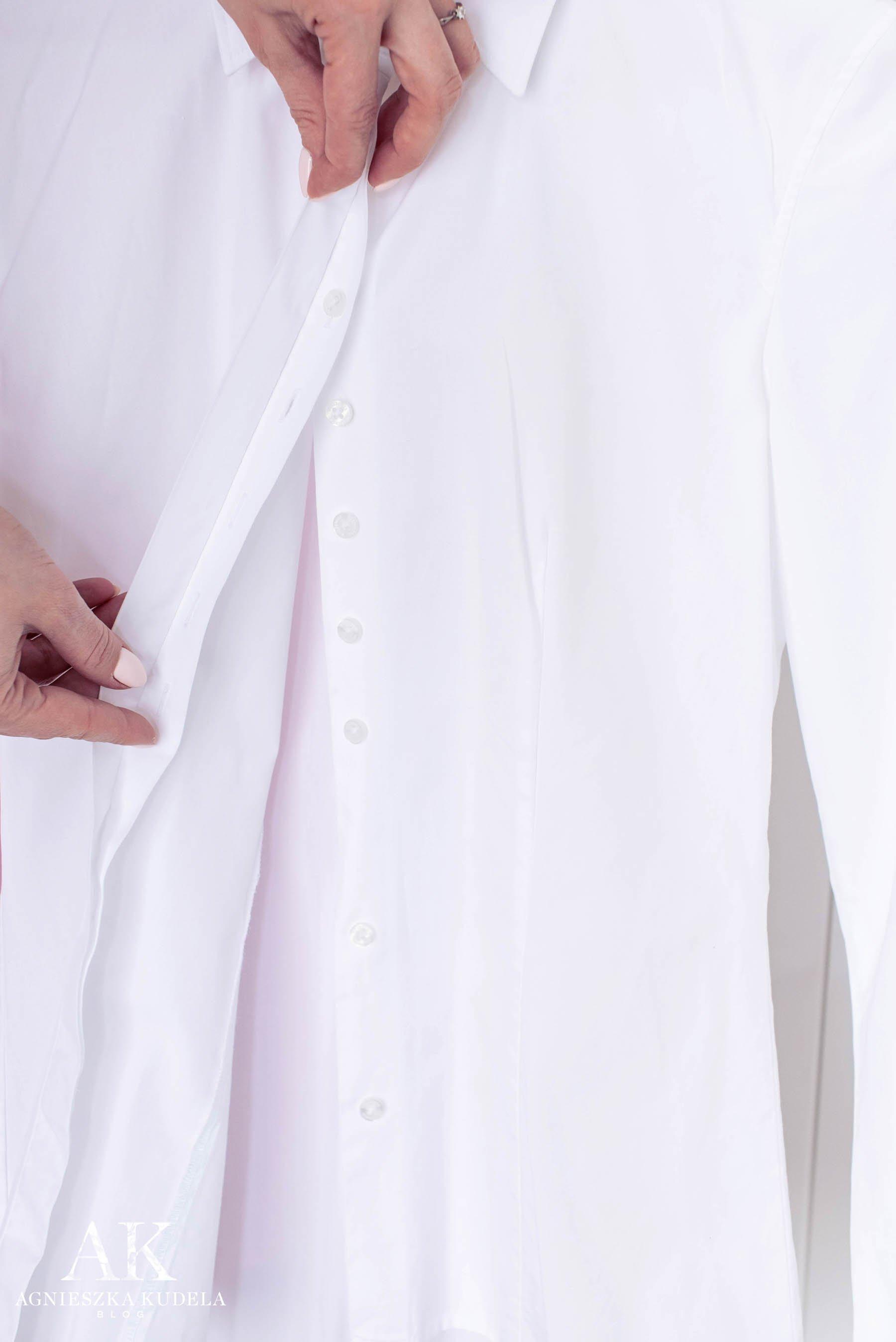 wysokiej jakości koszule bawełniane