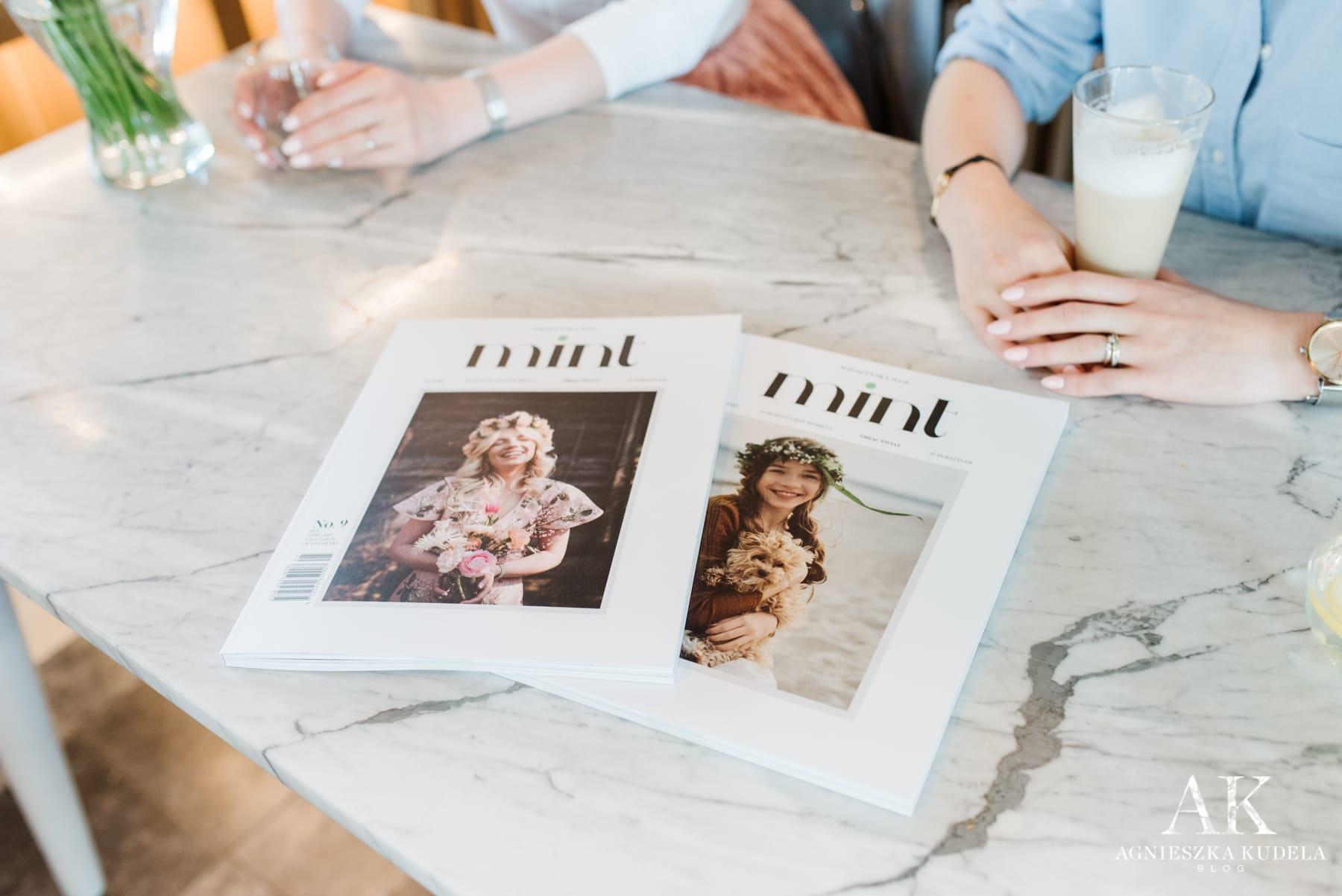 Pomysł na biznes Magazyn dla Mam