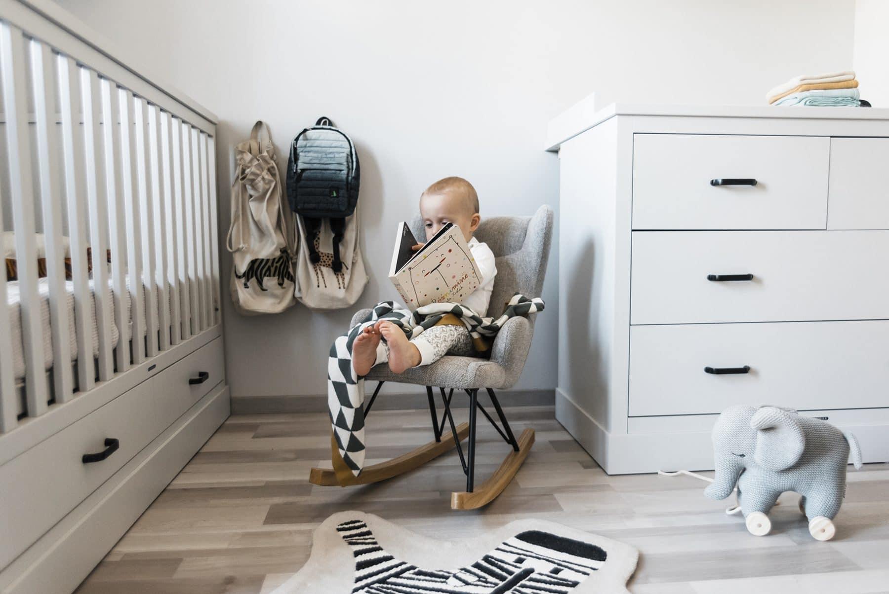 pokój montessori - mebelki dziecięce