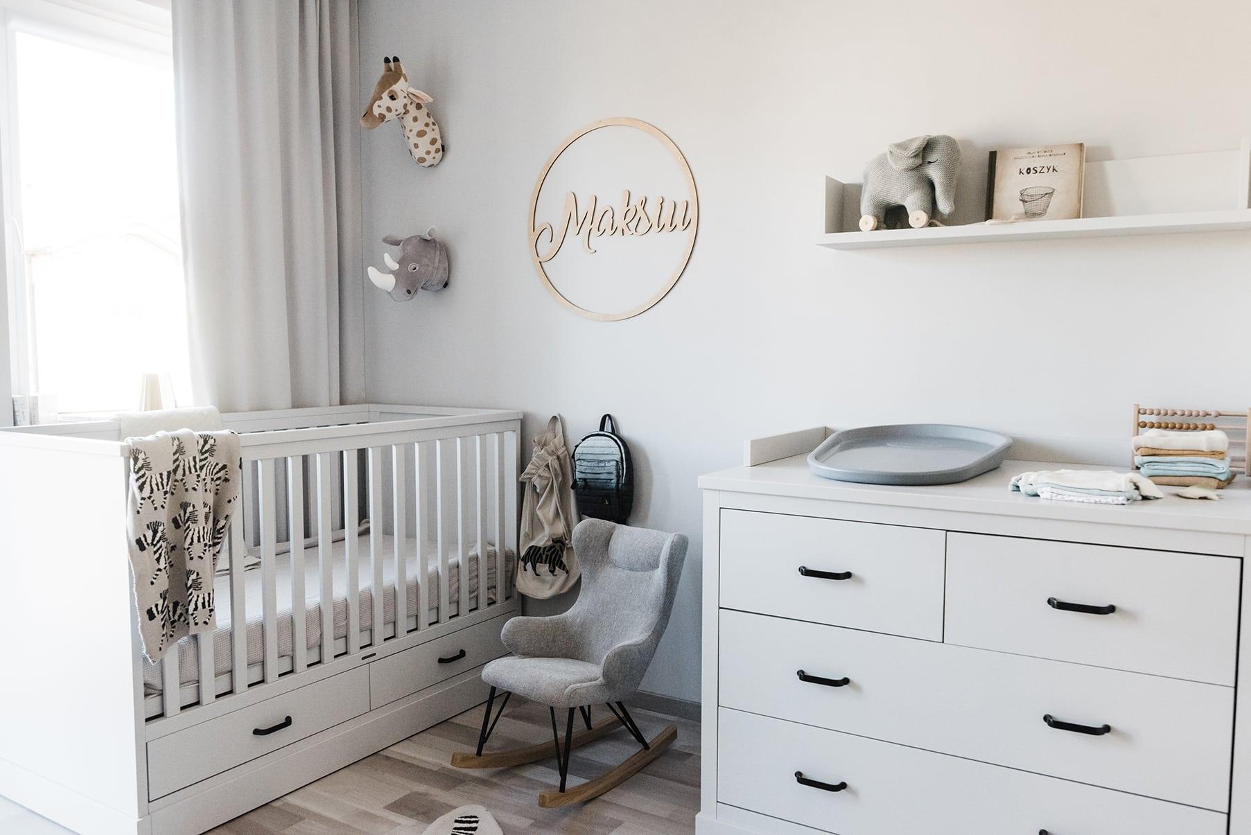 pokoik dla chłopca - pokój dwulatka