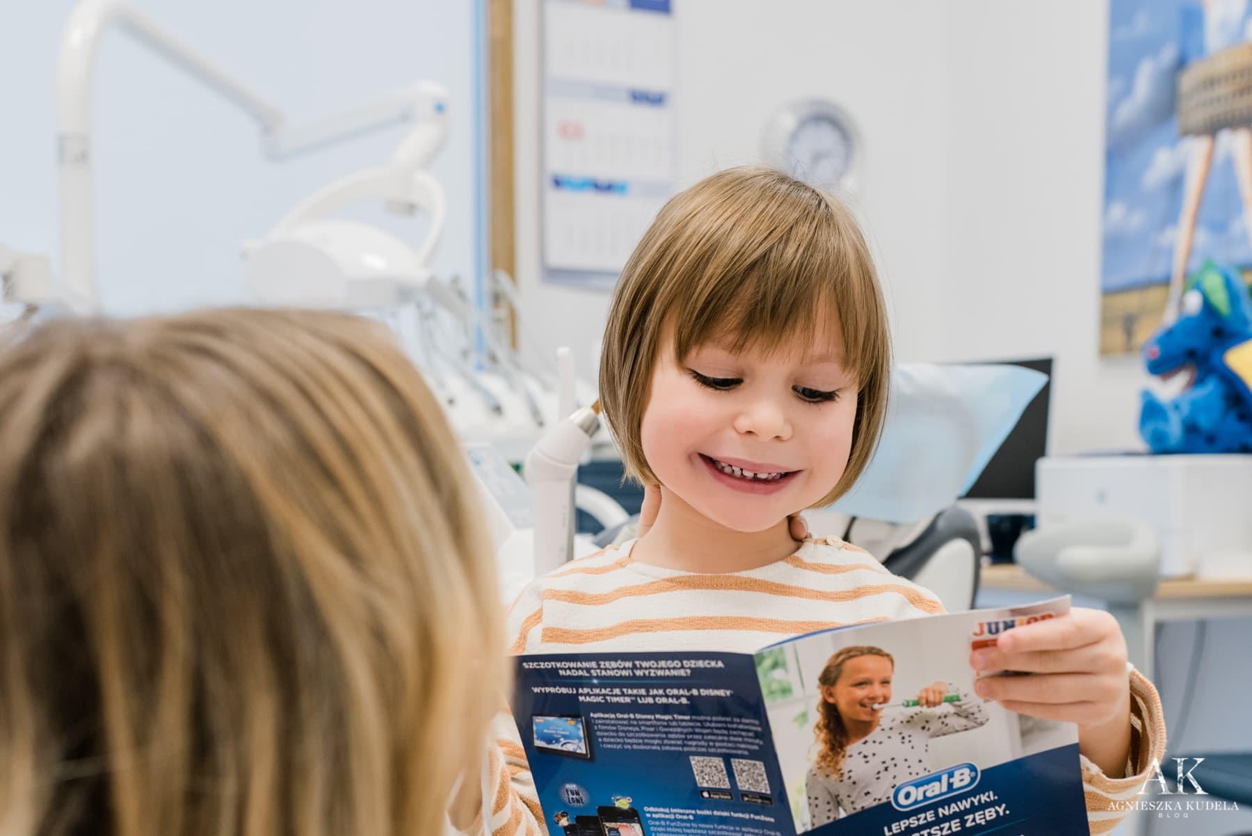 szczoteczka do zębów dla dzieci elektryczna