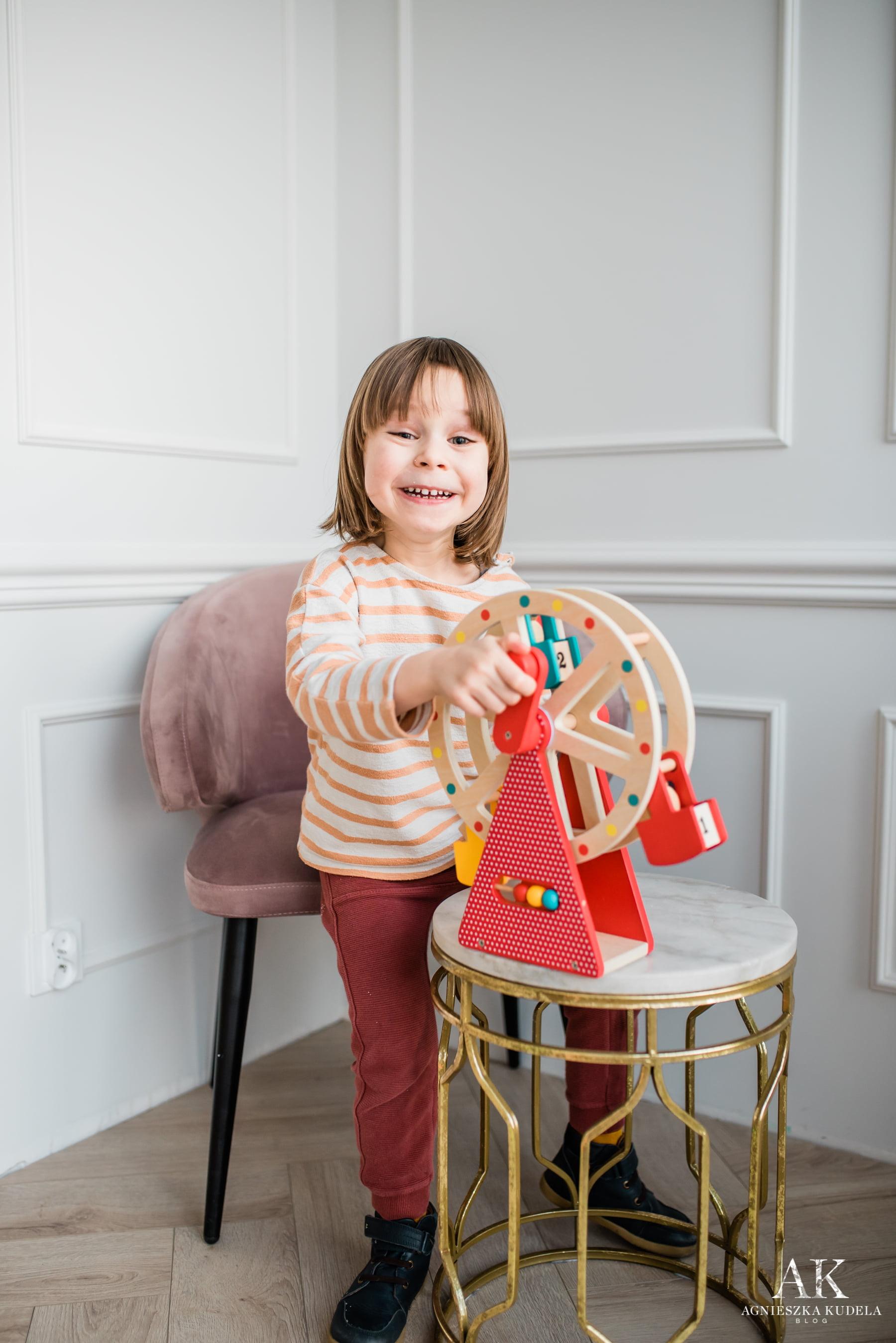 co na prezent zabawki dla trzylatka