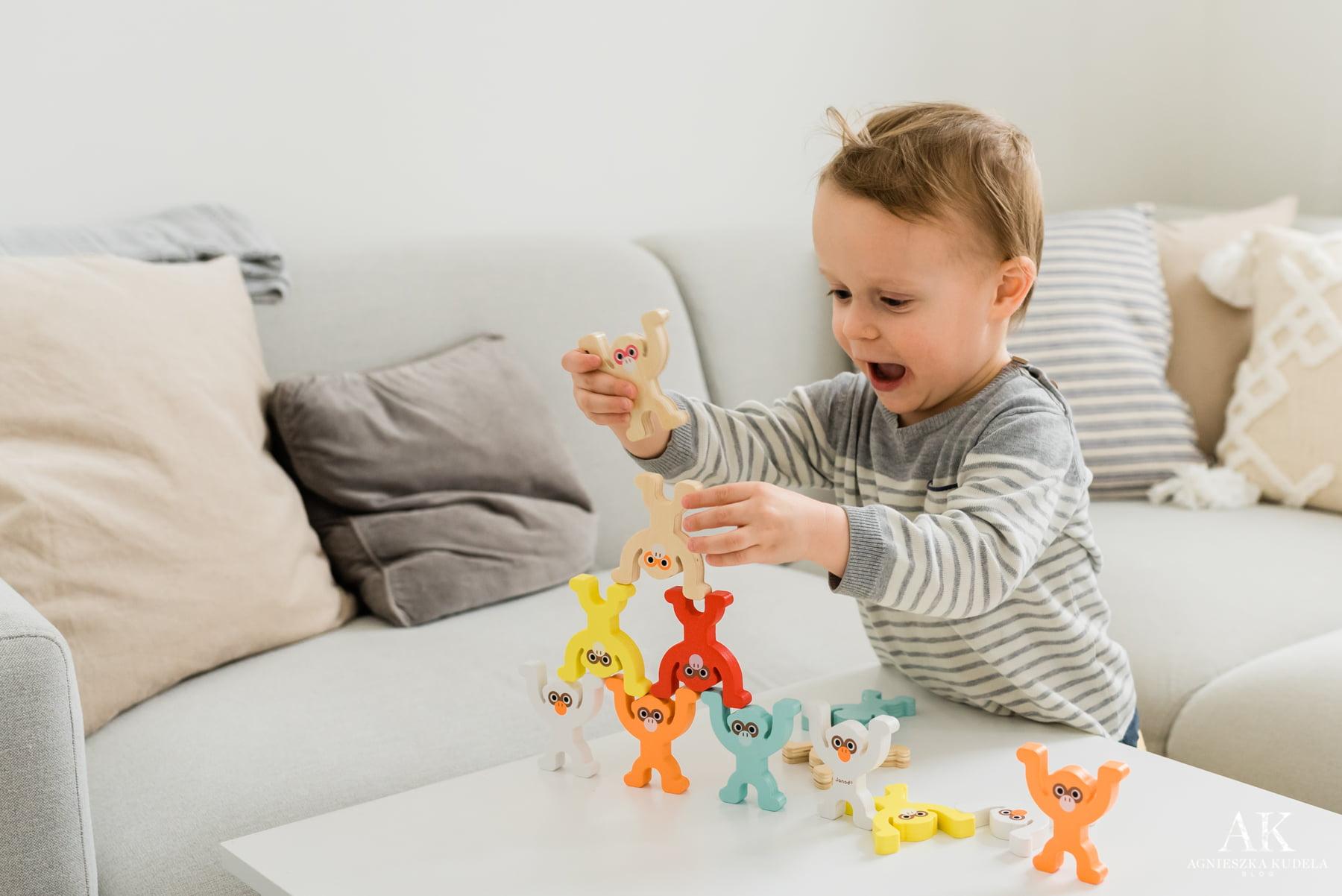 pomysłowe zabawki dla trzylatka