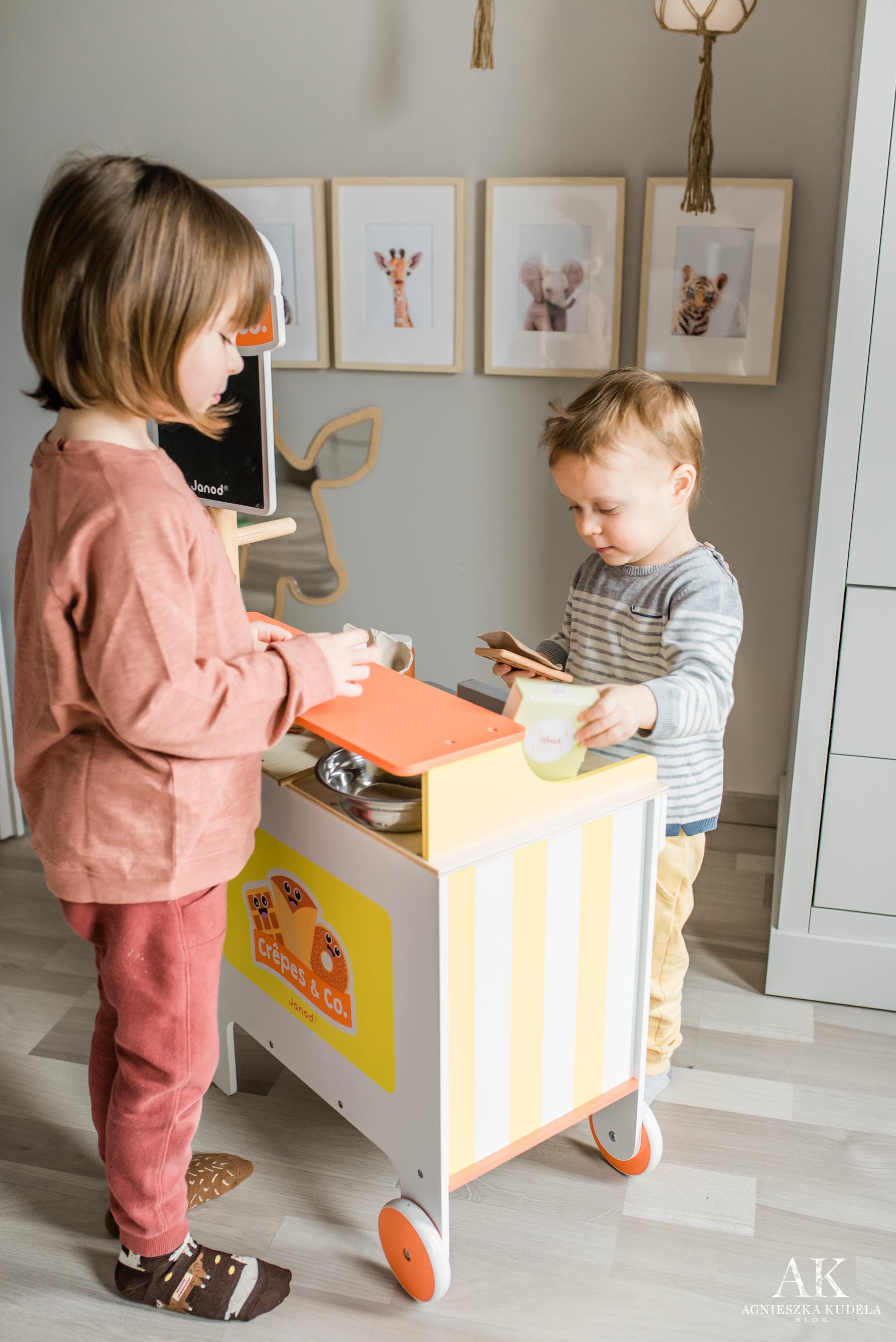 ulubione zabawki dla trzylatka