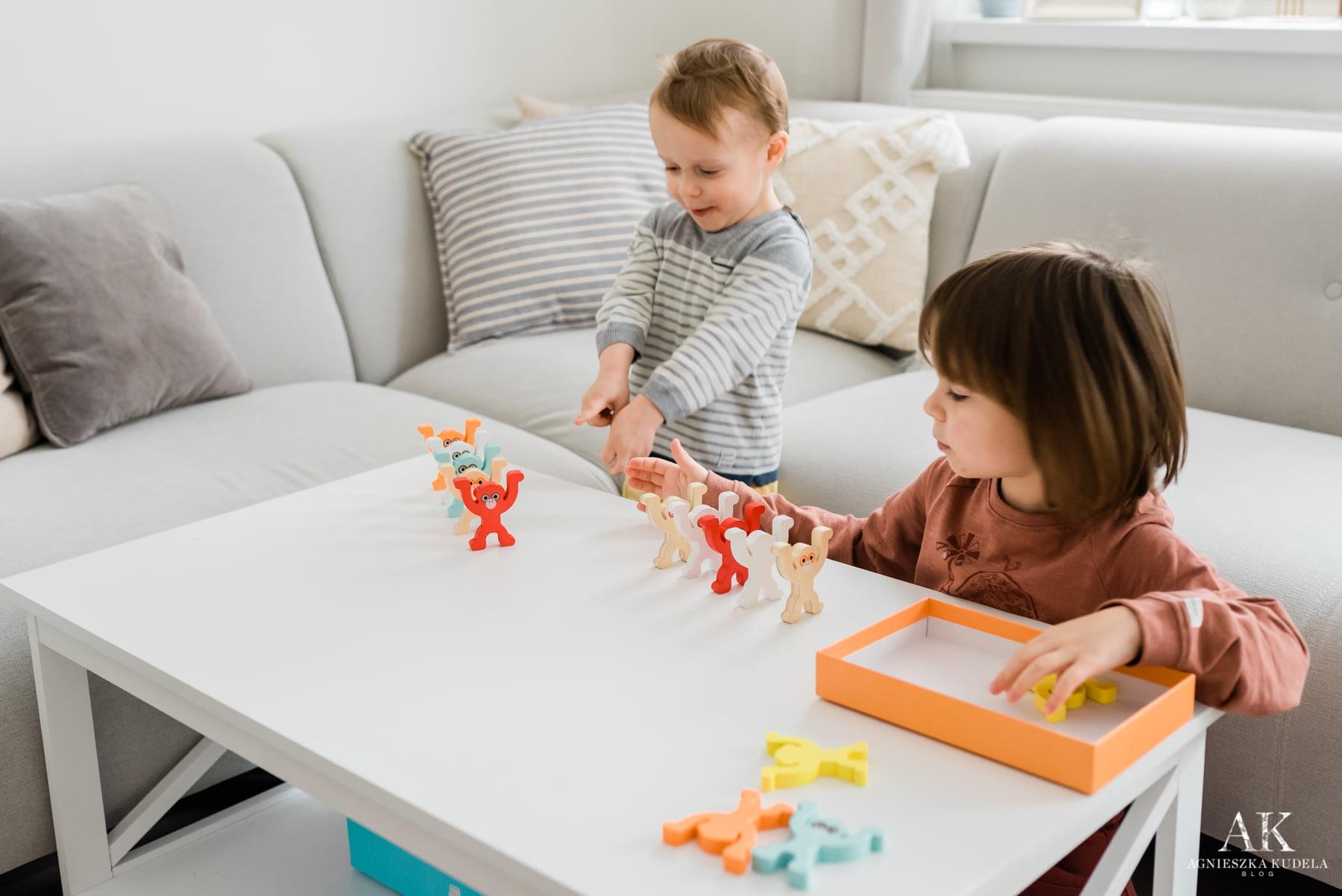 zabawki dla trzylatka gra zręcznościowa