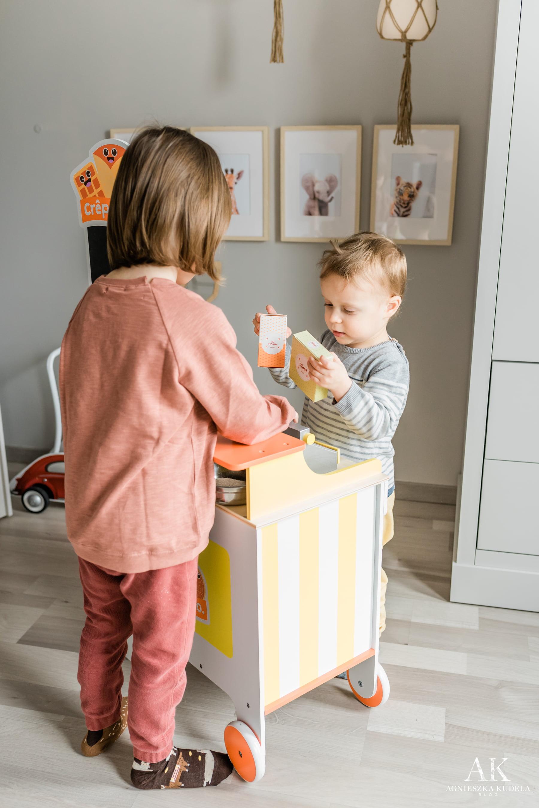 zabawki dla trzylatka kuchnia