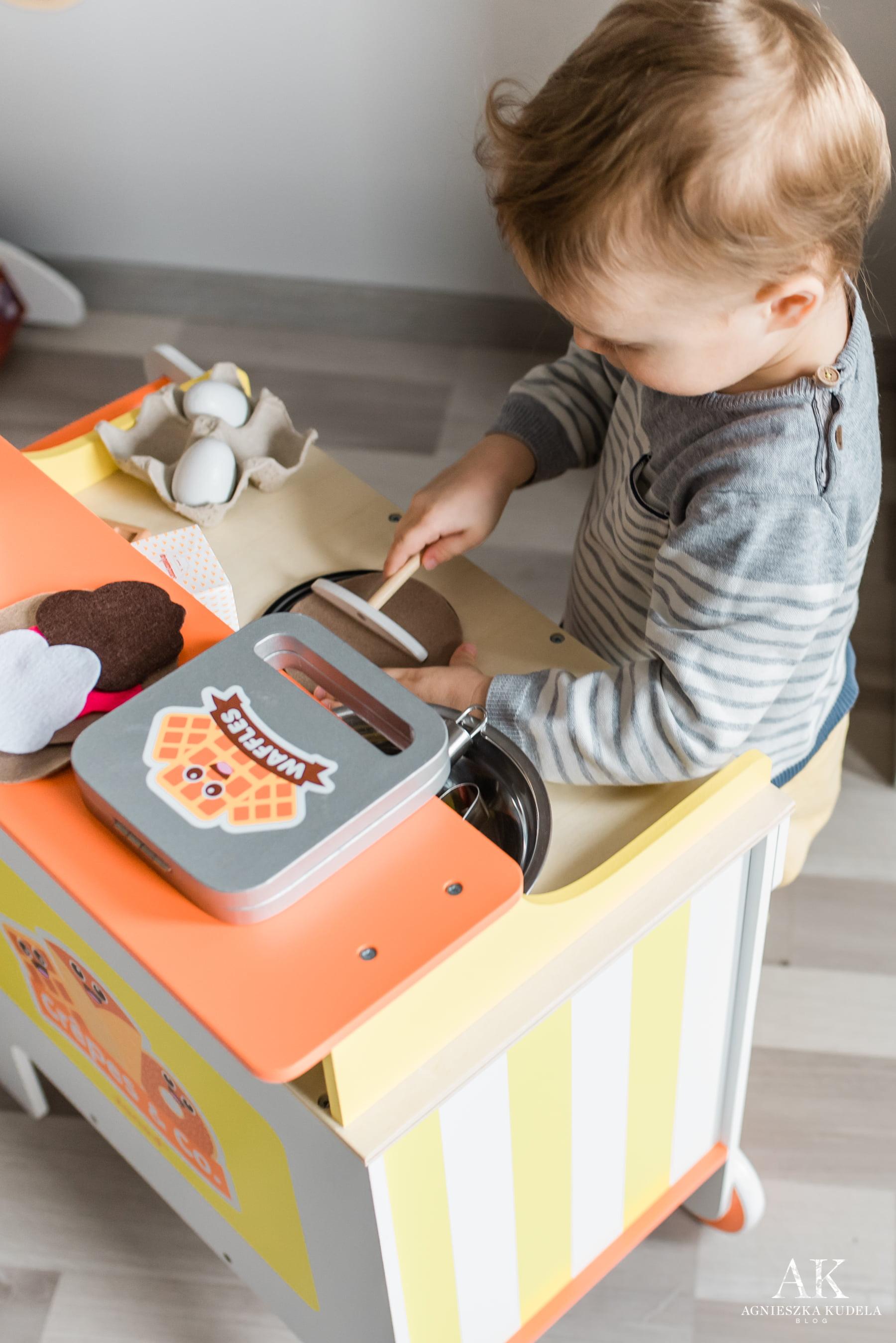 zabawki dla trzylatka odgrywanie rol