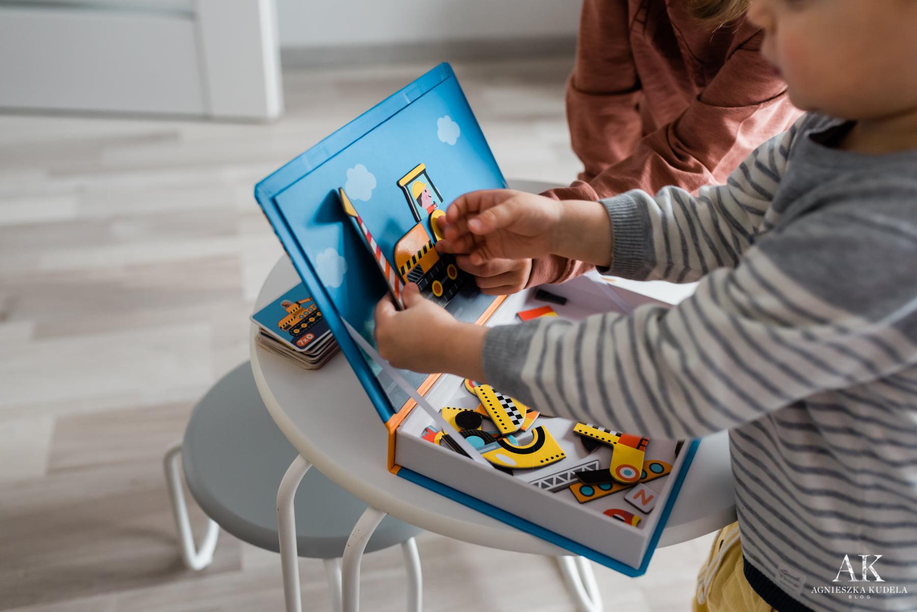 zabawki dla trzylatka układanka