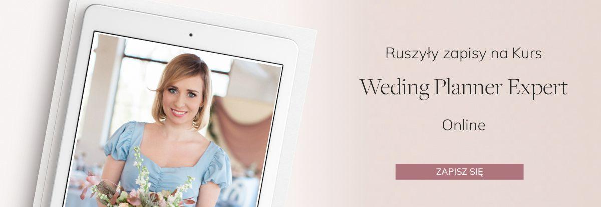 kurs na wedding plannera online