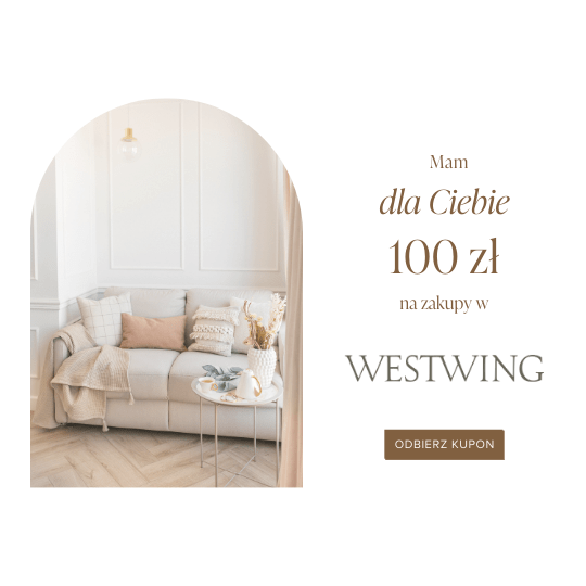 Westwing discount coupon