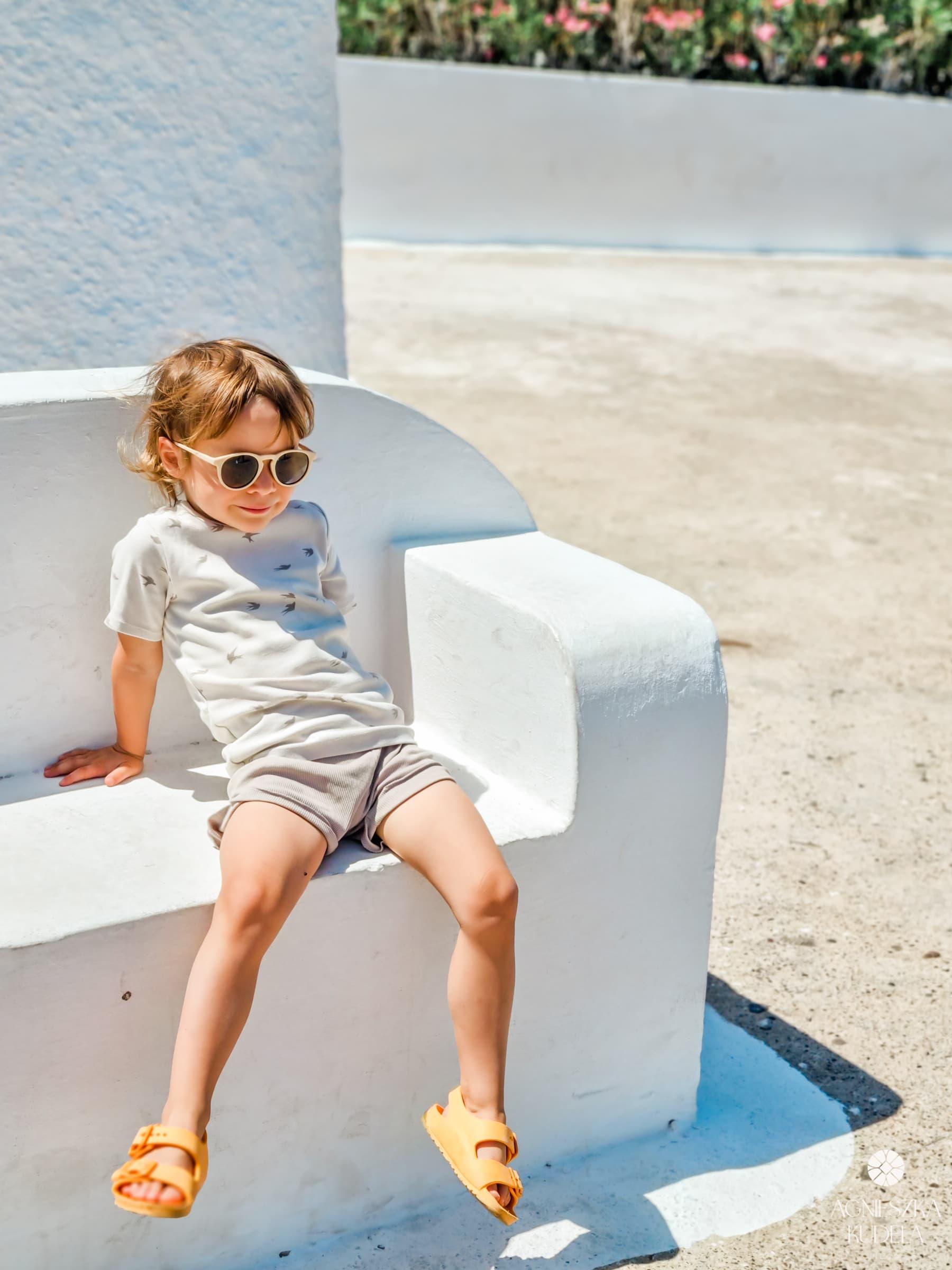 Okulary przeciwsloneczne dzieciece